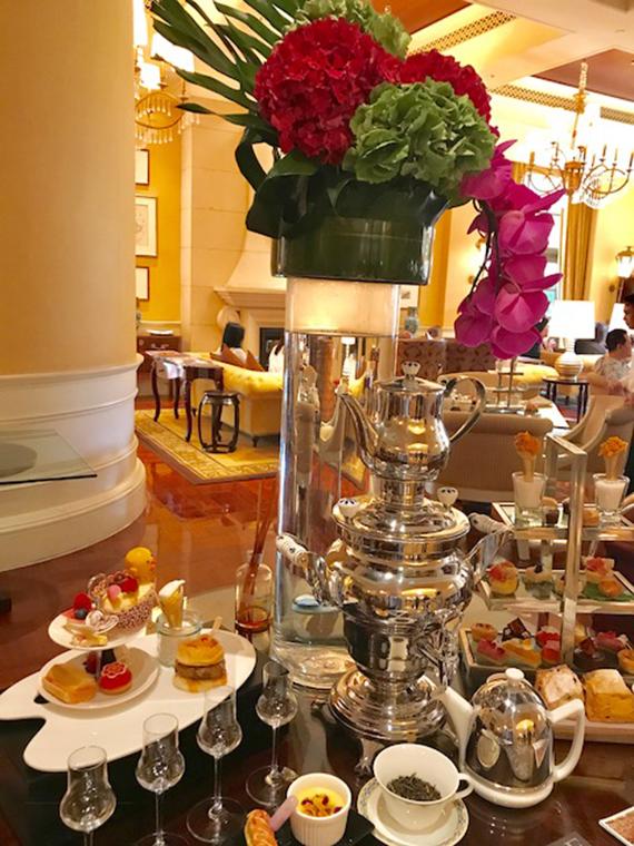 High tea at the Four Seasons Macau (2)