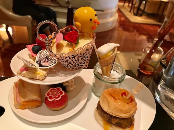 High tea at the Four Seasons Macau (3)