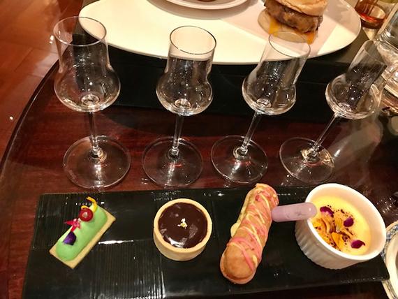 High tea at the Four Seasons Macau (4)