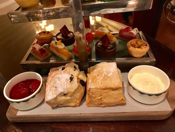 High tea at the Four Seasons Macau (6)