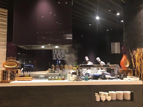 Italian Station cafe hyatt city of dreams manila