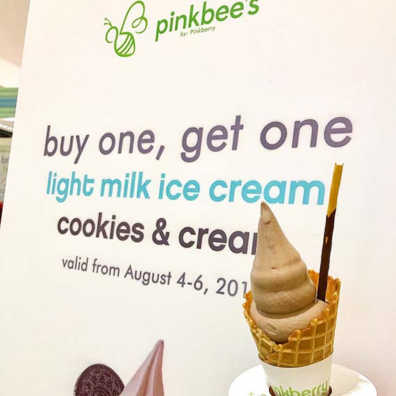 Pinkbee's Cookies N Cream (1)