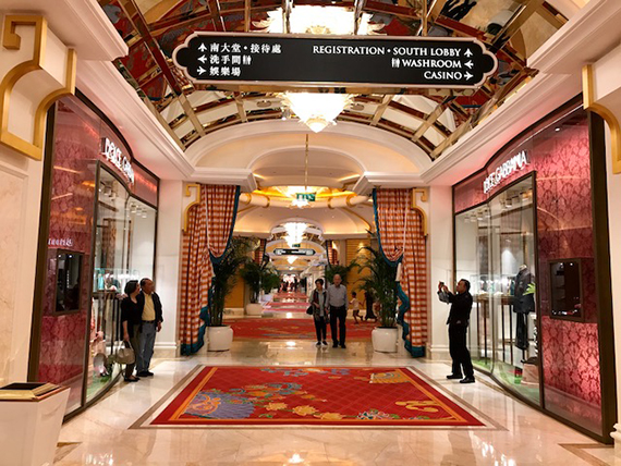 Shopping at the Wynn Palace (10)