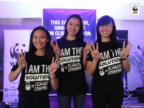 WWF Philippines National Youth Council