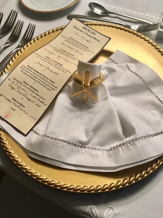 Babette's feast recreated (1)