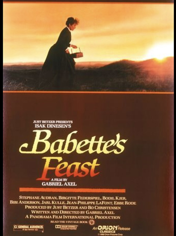 Babette's feast recreated (3)