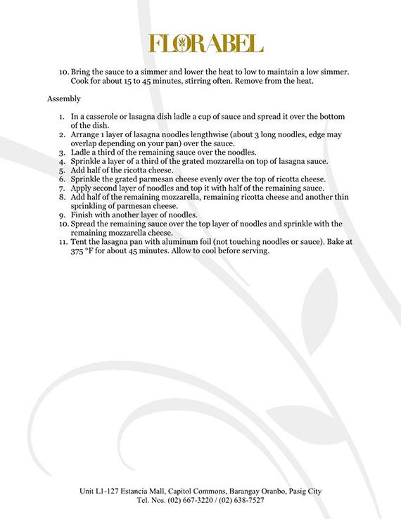 Florabel Quorn Recipes FINAL5