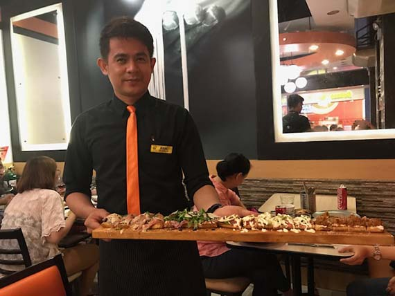Longest Bruschetta in the Philippines (10)