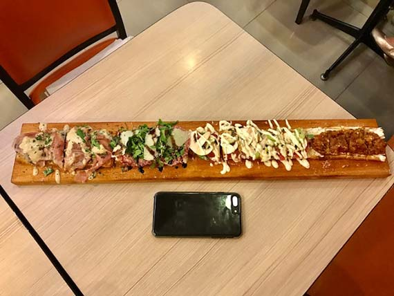 Longest Bruschetta in the Philippines (2)