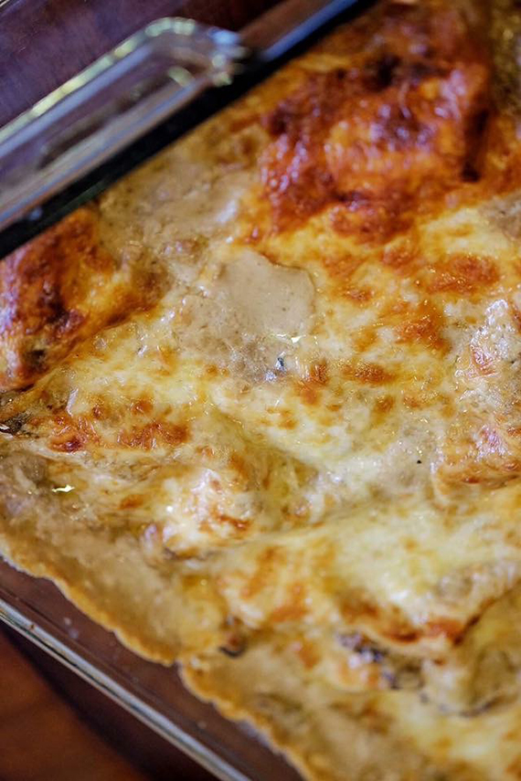 Roast Chicken and Lasagna by Bambi's Gourmet Kitchen (15)