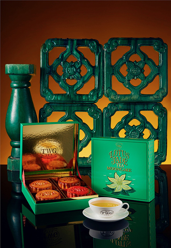 Tea Lotus Jade Tea Mooncake Collection (1)