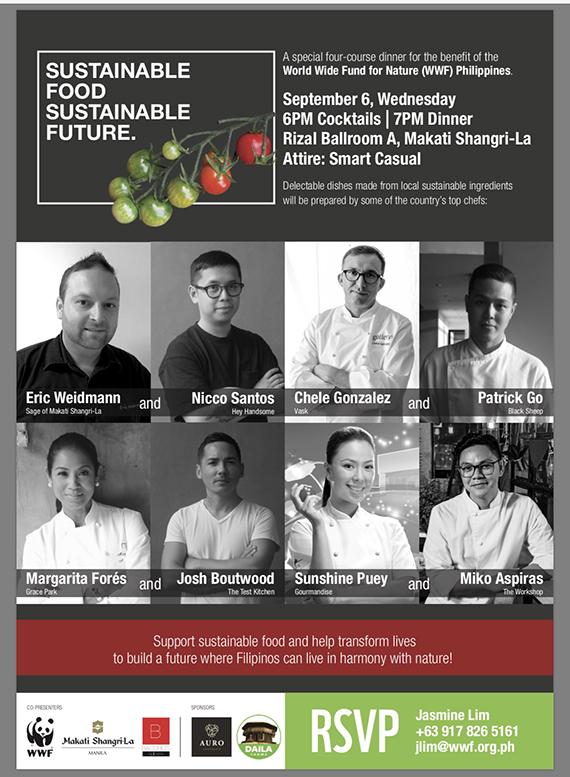 WWF Sustainable Food Sustainable Future Benefit Dinner (3)