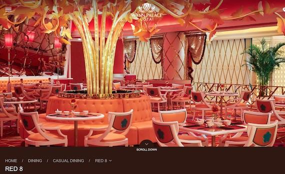 WYnn Palace Red 8