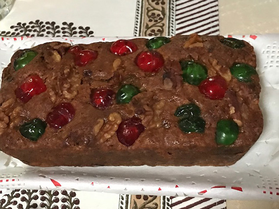Fruitcake by the Bandana Baker (4)