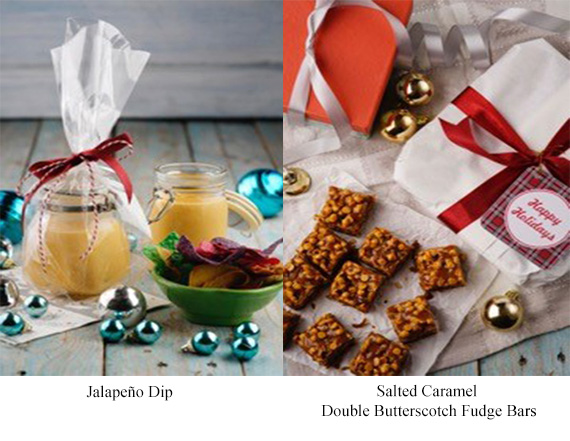 Gift hunting Here are 3 Easy Recipes you can turn into Holiday presents (2)