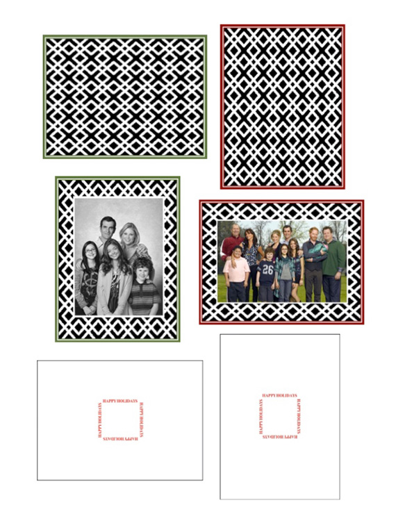 Holiday Photo Cards for APEC Schools (3)