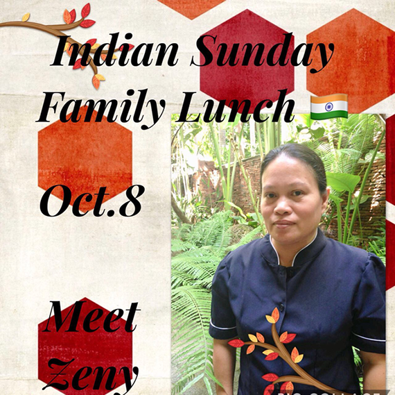 Indian Sunday Family Lunch (1)