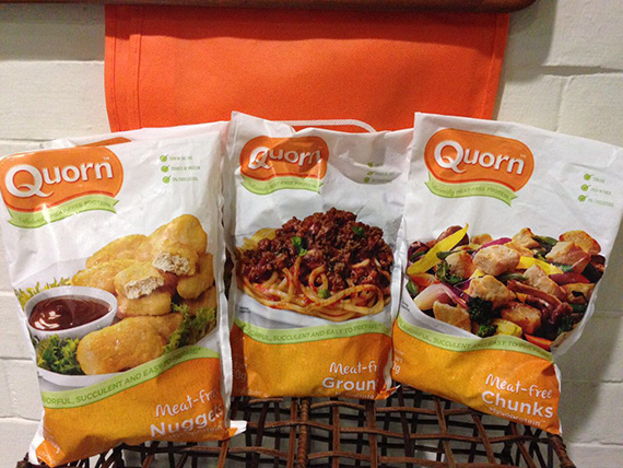 Meatless Lasagna by Quorn (4)