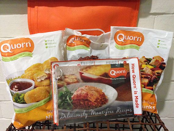 Meatless Lasagna by Quorn (5)