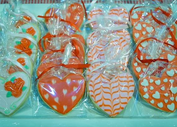 Pottery Barn Heart2Heart Kitchens best heart cookies