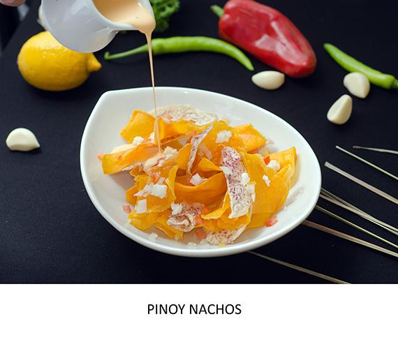 TAPAS - PINOY NACHOS