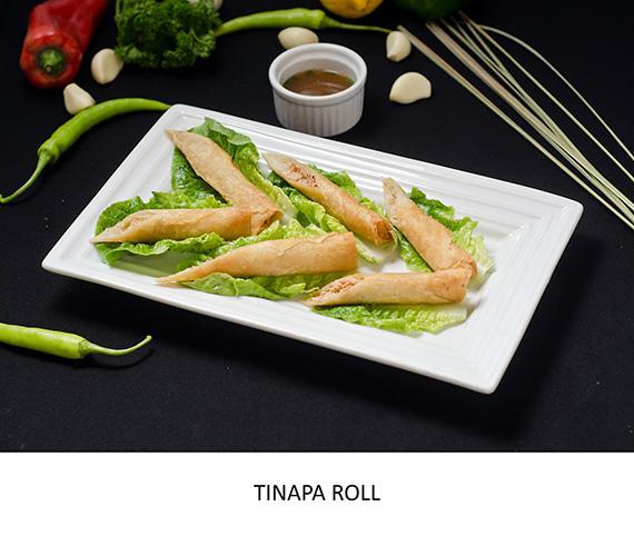 TAPAS - TINAPA ROLL