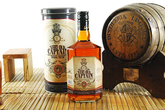 Very Old Captain Artisan-?Crafted Dark Rum