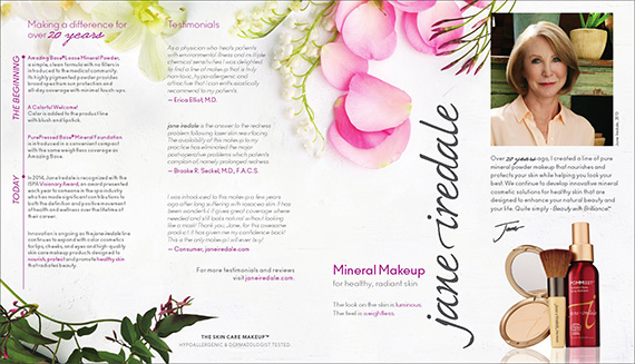 What is Mineral Make up