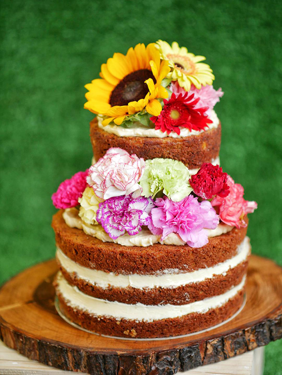 2-Tier Hummingbird Cake