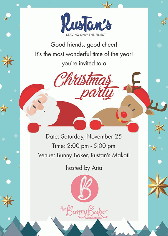 Aria's Xmas Party at the Bunny Baker (21)