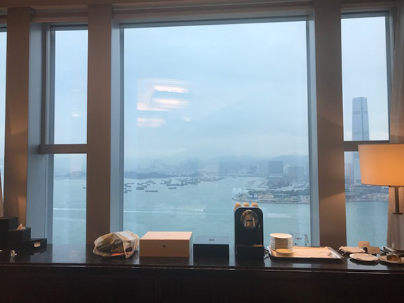 Birthday Breakfast at the Executive club (1)