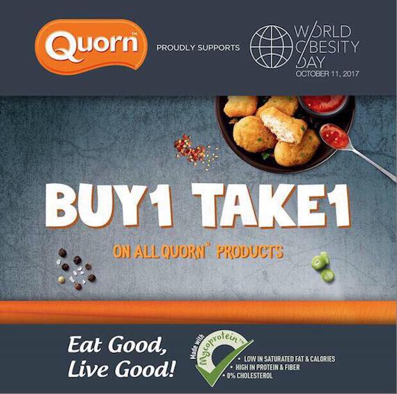 Buy 1 Take 1 QUORN
