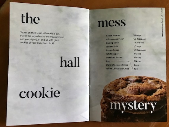 Moment group turns 5 cookie recipe