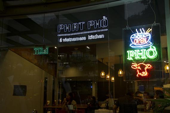 PHAT Pho Facade