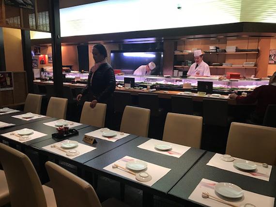 Sushi Zanmei (3)