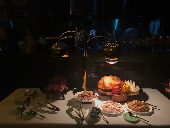 Thanksgiving by the Theodoropoulos, Angaras and Delgados (16)