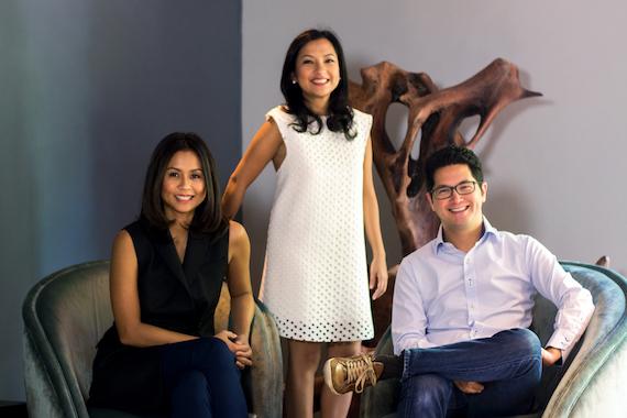 The Moment Group's co-founders - Abba Napa, Eli Antonino, Jon Syjuco 2