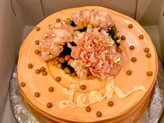 carrot cake by Karen's Kitchen (2)