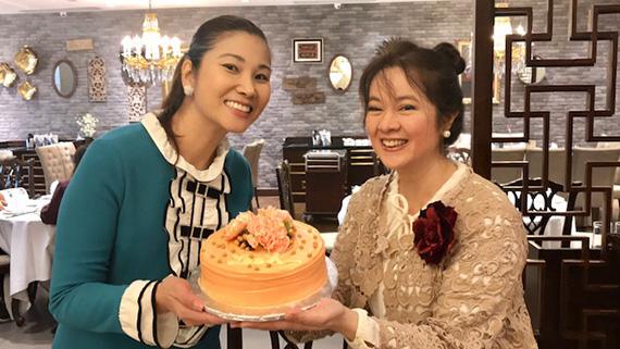 carrot cake by Karen's Kitchen (3)