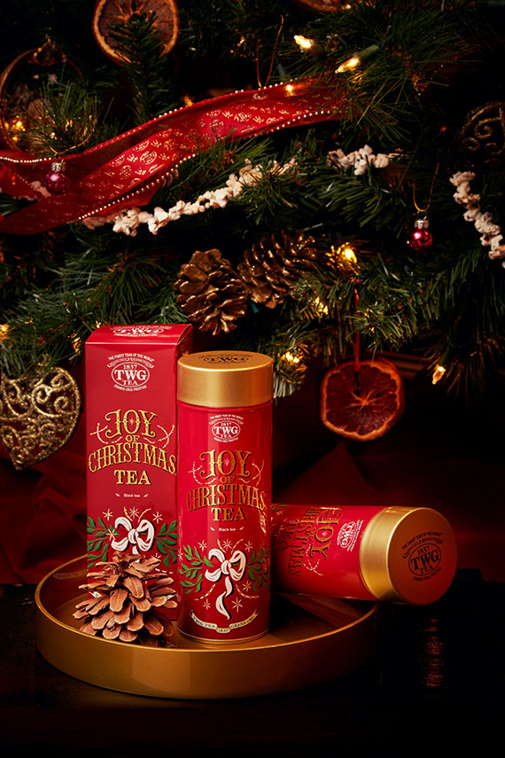 Joy of Christmas Tea, Haute Couture Tea Collection
