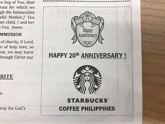 Starbucks 20 Years (20)