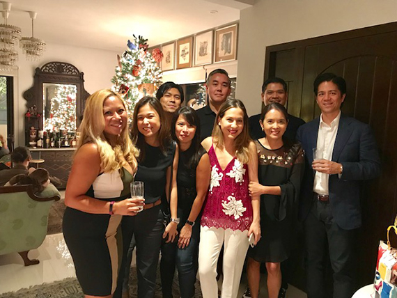 Tina's Annual Christmas Party (13)