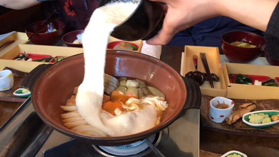 Breakfast at Hoshinoya Resort (5)