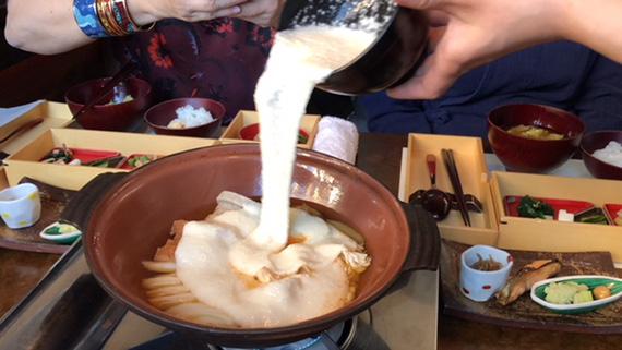 Breakfast at Hoshinoya Resort (6)