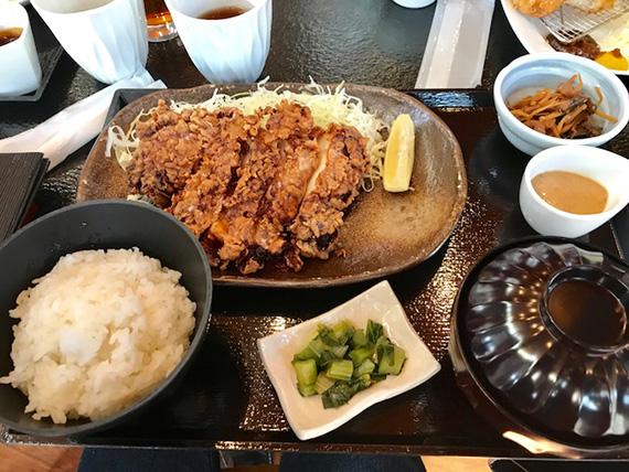 Cafeteria in Hoshino (14)