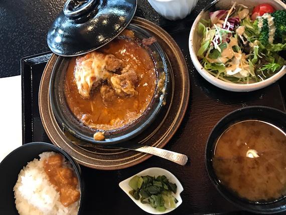 Cafeteria in Hoshino (2)