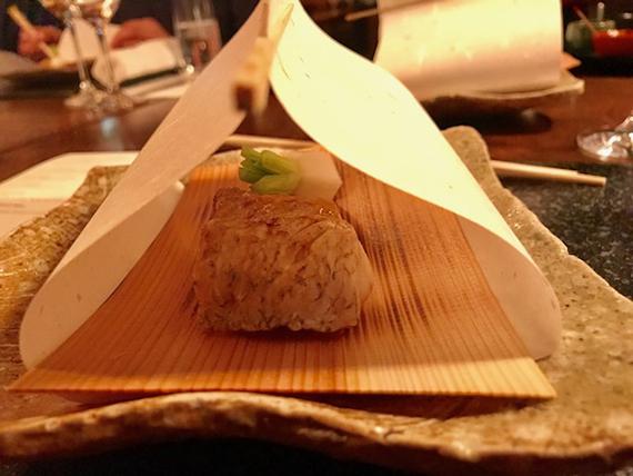 Dinner at Hoshinoya Resort (20)