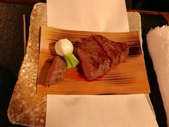 Dinner at Hoshinoya Resort (23)