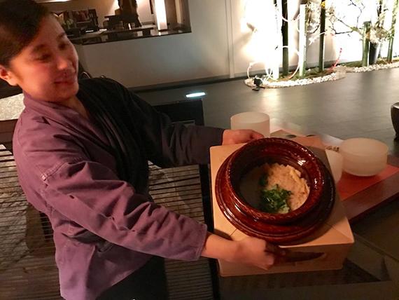 Dinner at Hoshinoya Resort (24)