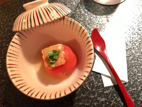 Dinner at Hoshinoya Resort (26)